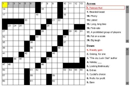 College Publisher - Park & Homer Online Puzzles